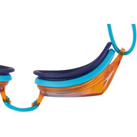 speedo Vengeance Mirror Svømmebriller, turquoise/ultramarine/copper